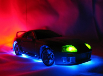 neon-car-lights